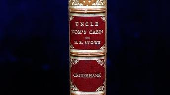 Appraisal: 1852 Uncle Tom's Cabin, 1st English Edition