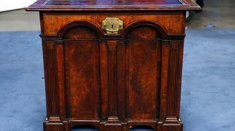 Appraisal: English Architect's Desk, ca. 1730