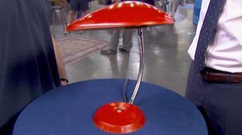 Appraisal: Cobra Lamp, ca. 1950