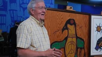 Owner Interview: 1968 Norval Morrisseau Paintings