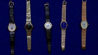 Appraisal: Swiss Watch Collection, ca. 1970