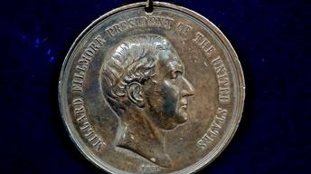 S18 Ep5: Appraisal: 1850 Millard Fillmore Peace Medal with P