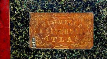S18 Ep9: Appraisal: 1848 Mitchell's Universal Atlas