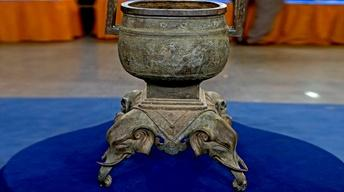S18 Ep10: Appraisal: 1796 Chinese Bronze Censer