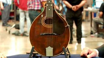 Web Appraisal: 1923 Gibson A-2 Mandolin