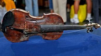 Appraisal: 1741 Michael Andreas Partl Violin