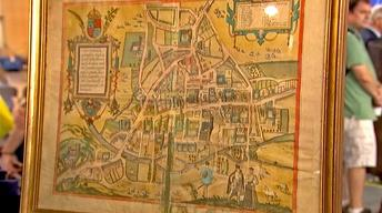 S18 Ep17: Appraisal: 1575 Map of Cambridge