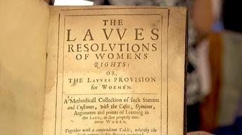 S18 Ep17: Appraisal: 1632 Book on Women's Rights
