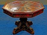 Antiques Roadshow   Appraisal: Gothic Revival Center Table, ca. 1850