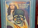 "Antiques Roadshow   Appraisal: 1935 ""Bride of Frankenstein"" Pressbook"