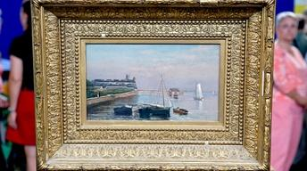 S21 Ep28: Appraisal: 1890 Frank Henry Shapleigh Oil