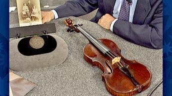 Appraisal: 1877 Charles Francis Albert Violin