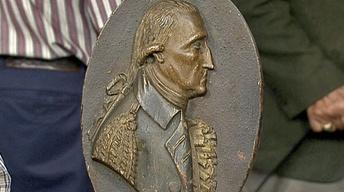 Appraisal: Samuel McIntire Medallion