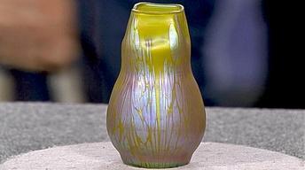 Appraisal: Loetz Vase, ca. 1900