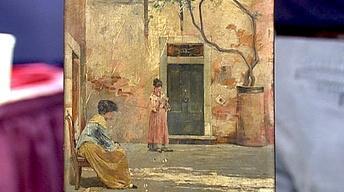 Appraisal: 1885 Oliver Dennett Grover Oil