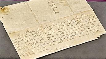 Appraisal: George Washington Letter