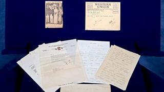 Appraisal: Amelia Earhart Letter Archive, ca. 1930