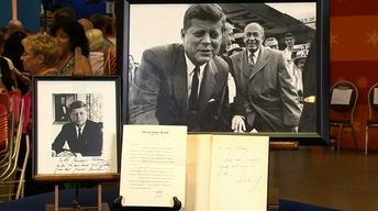 Web Appraisal: Collection of Items Signed by Jack Kennedy