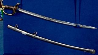 Appraisal: Civil War Union Officer's Sword
