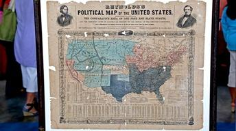 Appraisal: 1856 First Republican Campaign Map