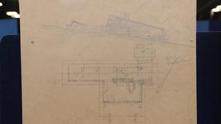Appraisal: Frank Lloyd Wright Archive, ca. 1960