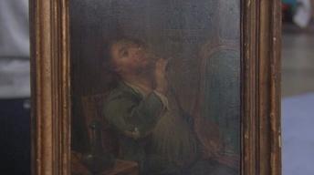 Appraisal: 1770 François Eisen Painting