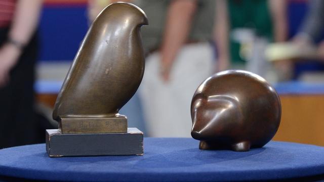 Appraisal: Beniamino Bufano Bronzes, ca. 1960