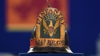 Appraisal: 14th Regiment Light Infantry Militia Cap