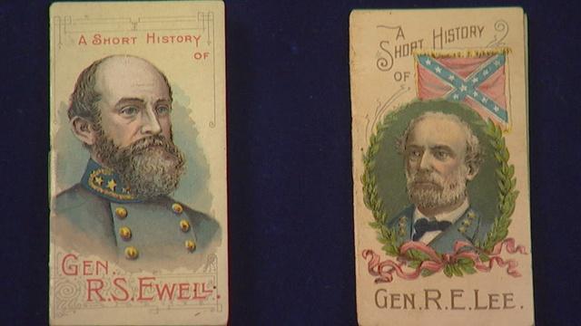 Field Trip: Cigarette Booklets of Civil War Generals