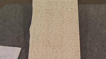 S19 Ep25: Appraisal: 1849 Gold Rush Letter