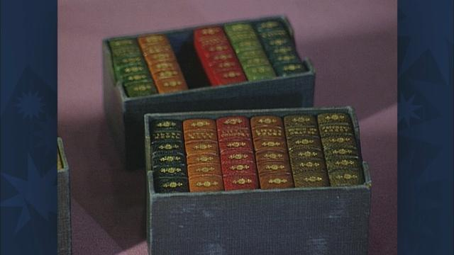 Appraisal: 1862 Miniature Children's Books