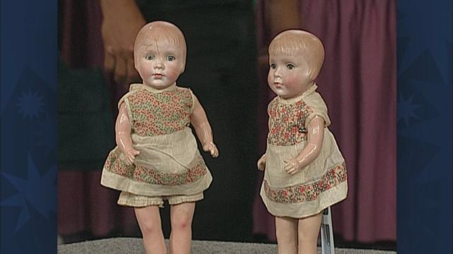 Appraisal: Grace C. Rockwell Dolls, ca. 1925