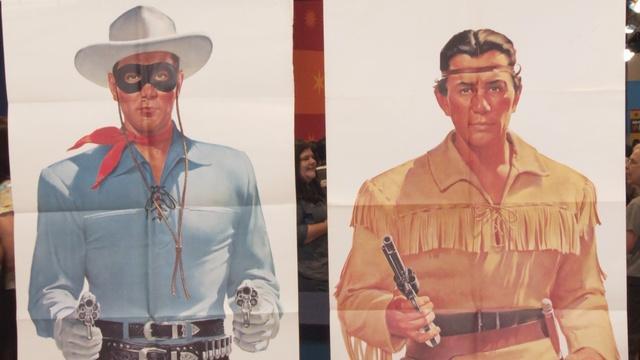 Web Appraisal: 1957 Lone Ranger & Tonto Posters