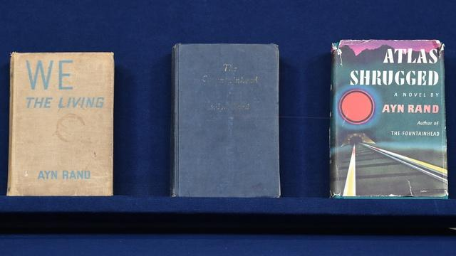 Appraisal: Ayn Rand Inscribed Books