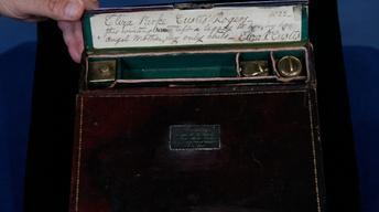 S11 Ep10: Appraisal: Eliza Law Custis Lap Desk, ca. 1795