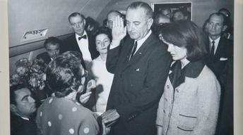 S12: Appraisal: John F. Kennedy & Lyndon B. Johnson Signed P