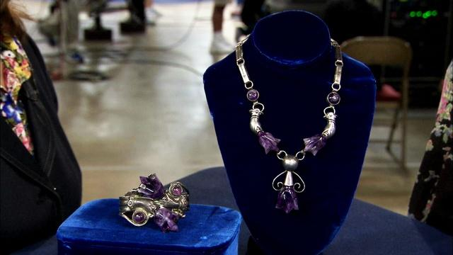 Appraisal: W. Spratling Pre-Marked Silver Necklace & Cuff