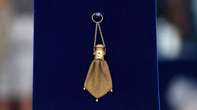 Appraisal: Victorian Gold Change Purse