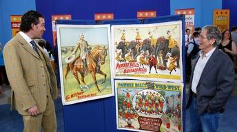 Appraisal: Buffalo Bill & Pawnee Bill Wild West Posters