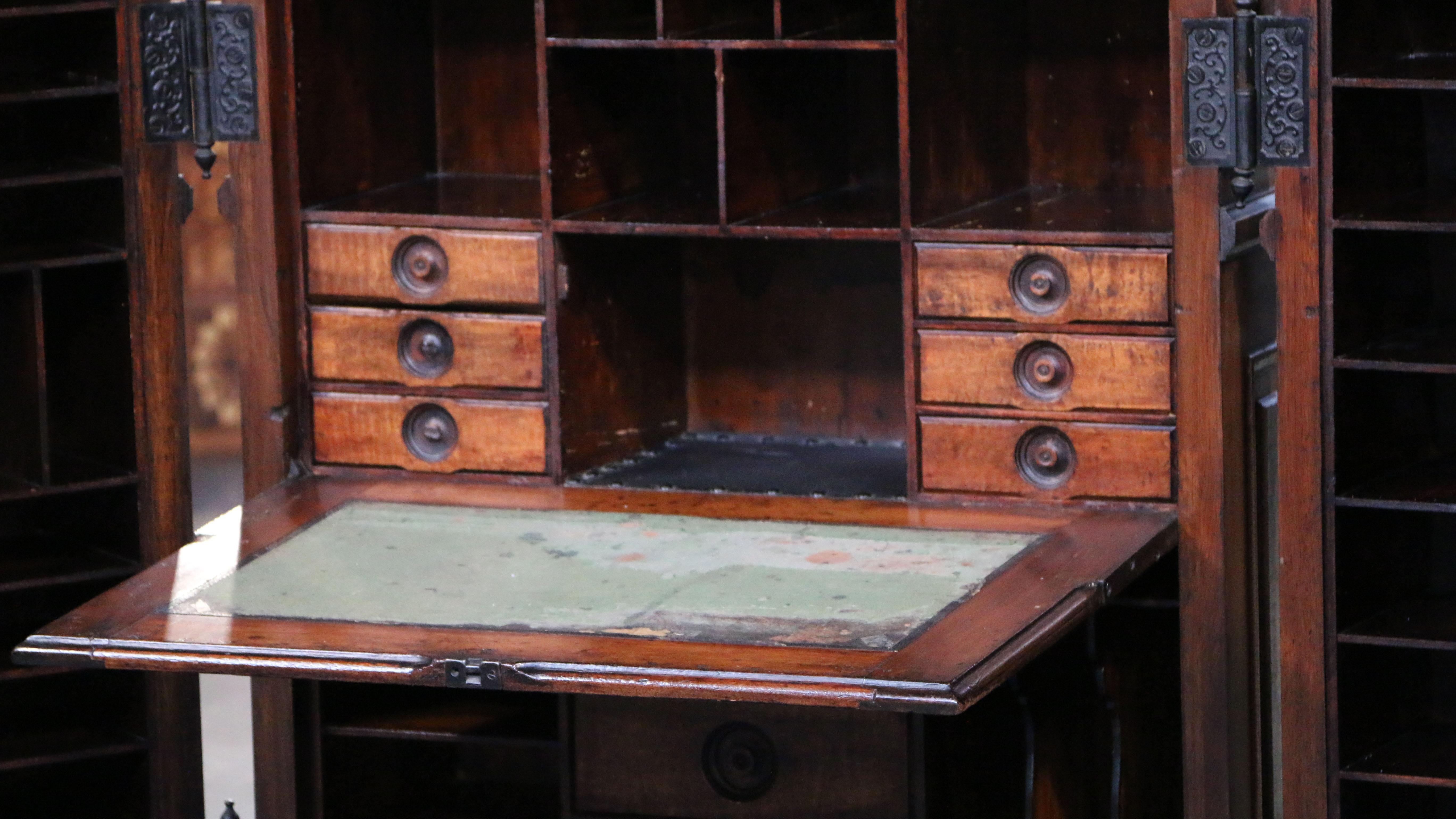 Appraisal: Lady's Wooton Desk, ca. 1885