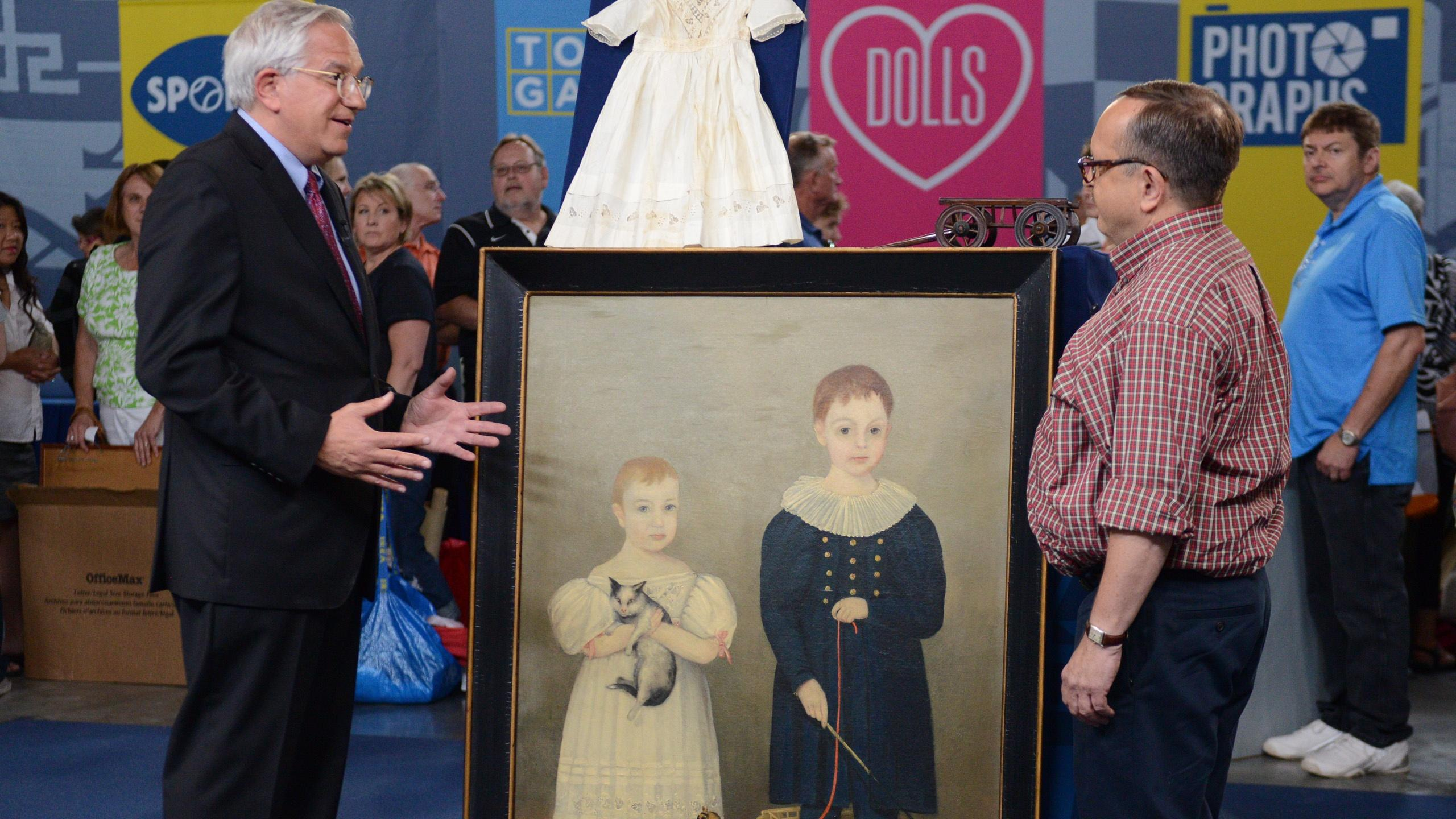 S20 Ep16: Cleveland, Hour 1 (2016) | Antiques Roadshow | PBS