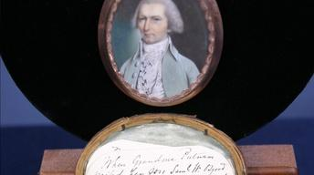 S12 Ep19: Appraisal: Samuel Osgood Miniature Portrait, ca. 1