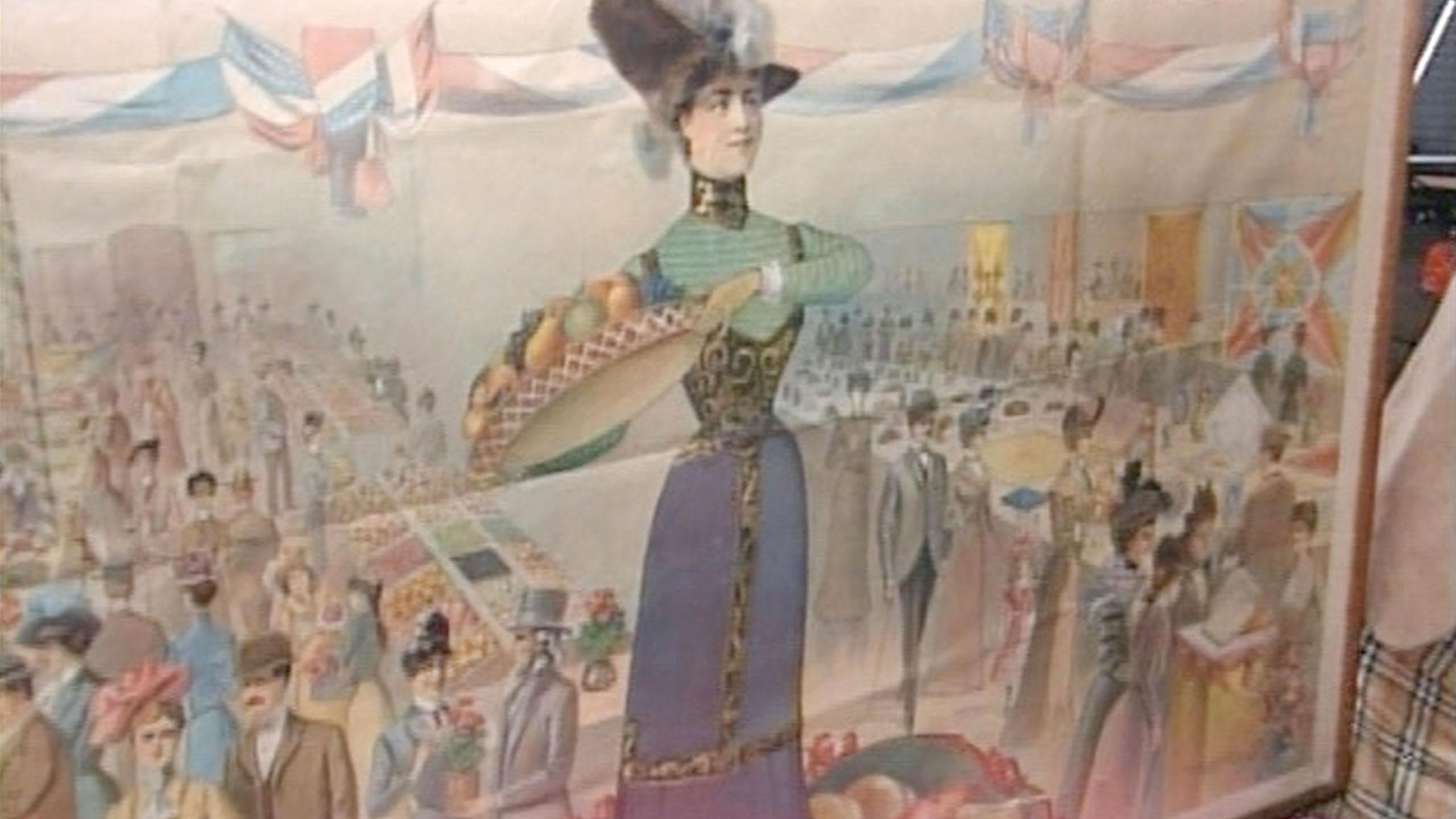 Appraisal: 1902 Windham County Fair Print