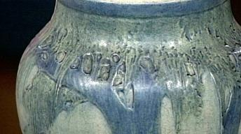 Appraisal: 1920 Newcomb College Vase