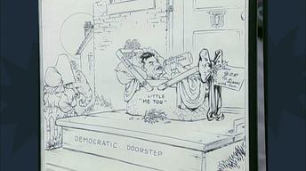 S12 Ep19: Appraisal: Two 1947 American Political Cartoons