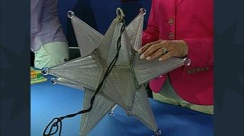S12 Ep19: Appraisal: Art Deco Star Lamp with White House Pro