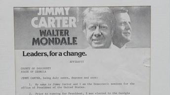 S12 Ep19: Appraisal: 1976 Jimmy Carter Presidential Campaign