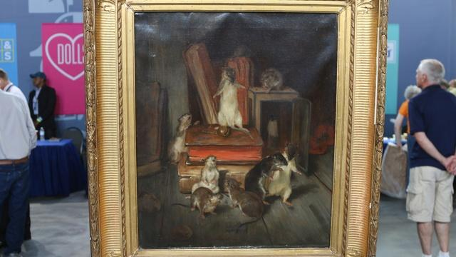 Appraisal: Philibert-Léon Couturier Oil Painting, ca. 1875