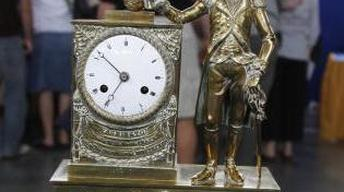S11 Ep14: Appraisal: French Mantel Clock, ca. 1815