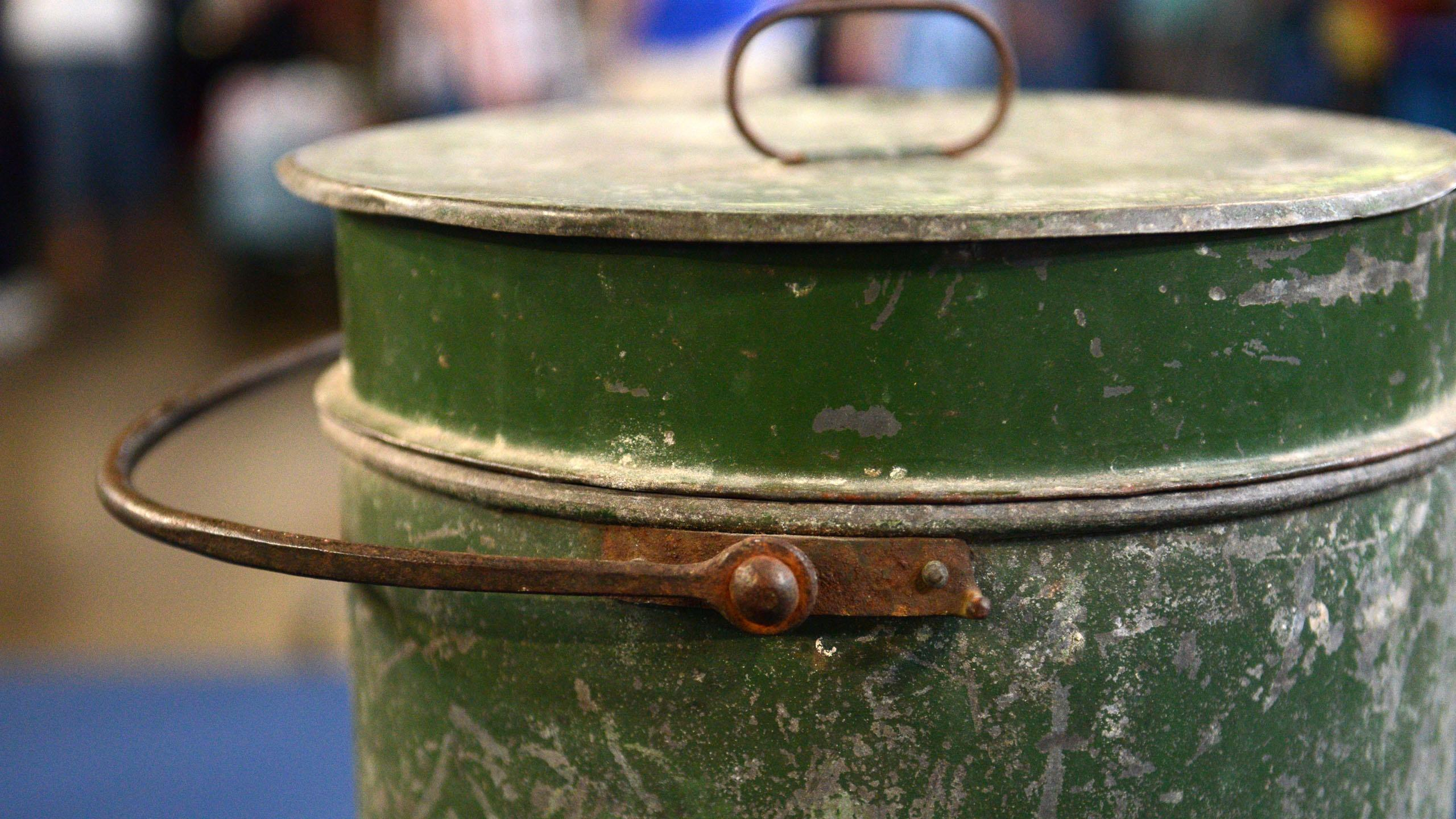 Appraisal: Mayer Portable Sanitation Pot, ca. 1840